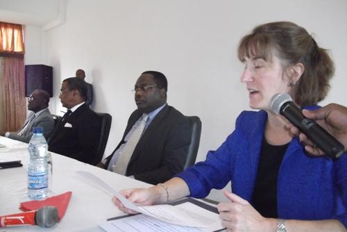 Washington invite tous les africains à Libreville en août 2015 pour un forum sur l'AGOA