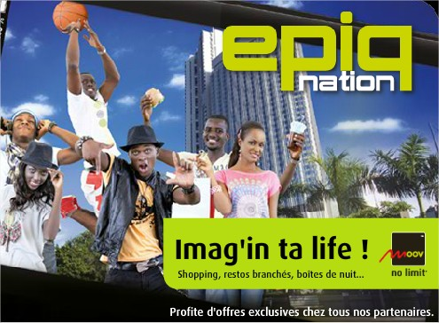 Epiq Nation, un monde plein d'avantages créé par Moov