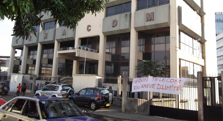 Les grévistes de Gabon Télécom menacent de couper le téléphone et Internet
