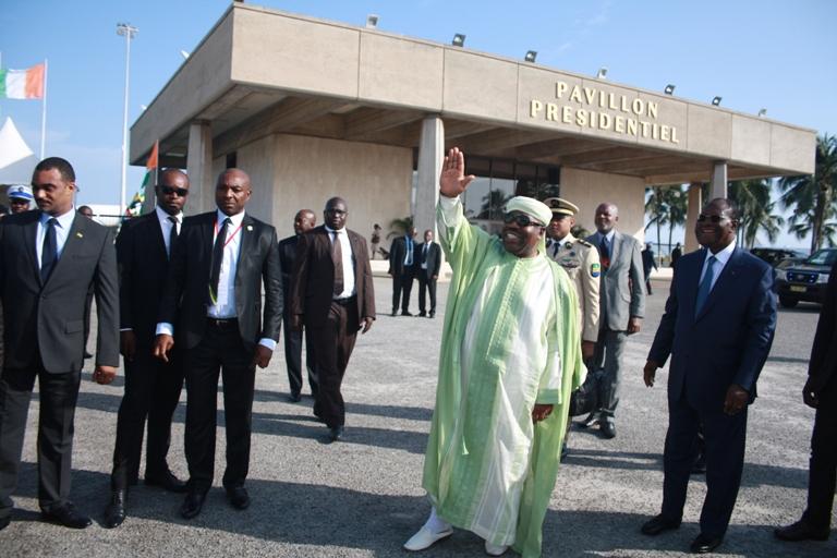 Ali Bongo Ondimba pourrait prononcer un discours fort à Dakar