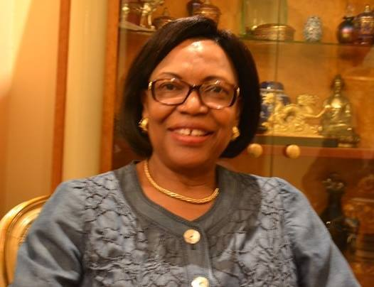 Paulette Missambo donne une conférence de presse samedi