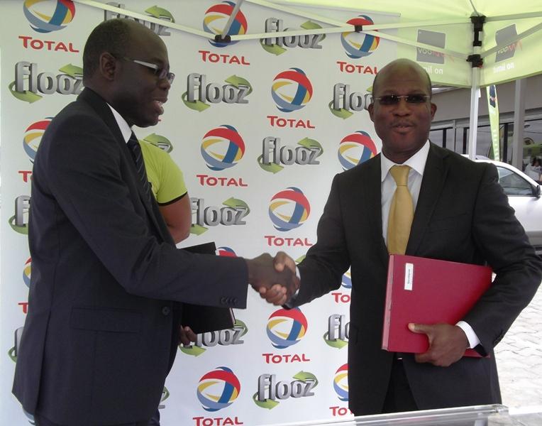 Total et Moov signent un partenariat pour le bonheur de leurs clients