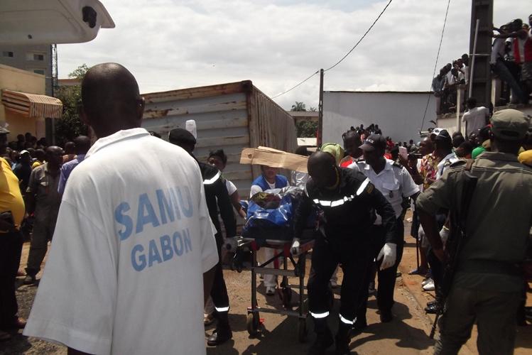 3 morts dont un malien dans un spectaculaire accident à Libreville