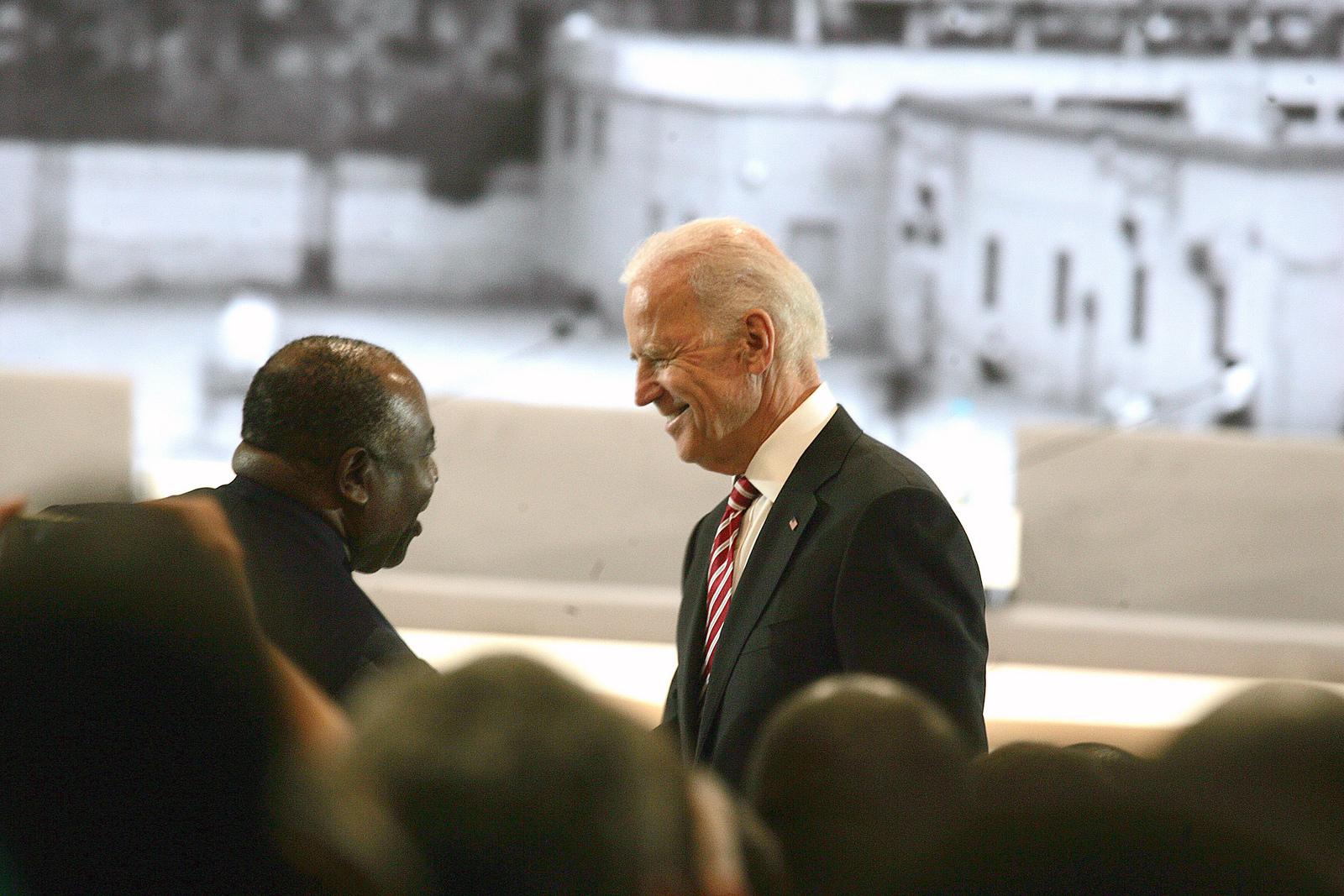 Ali Bongo Ondimba et Joe Biden @DCP