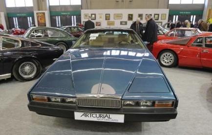Une voiture d'Omar Bongo adjugée à 29 millions de FCFA