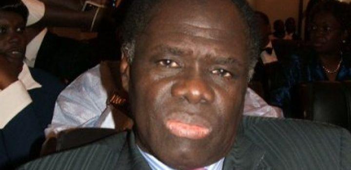 Kafando, président de la transition au Burkina Faso prête serment mardi