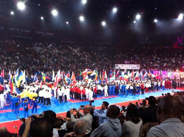 Dix karatékas gabonais au championnat du monde en Allemagne