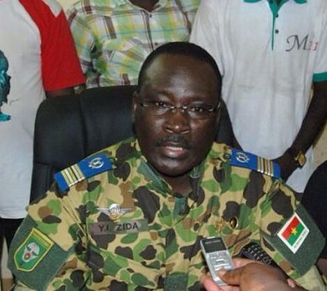 L'armée préfère le Lieutenant colonel Zida pour gérer la transition