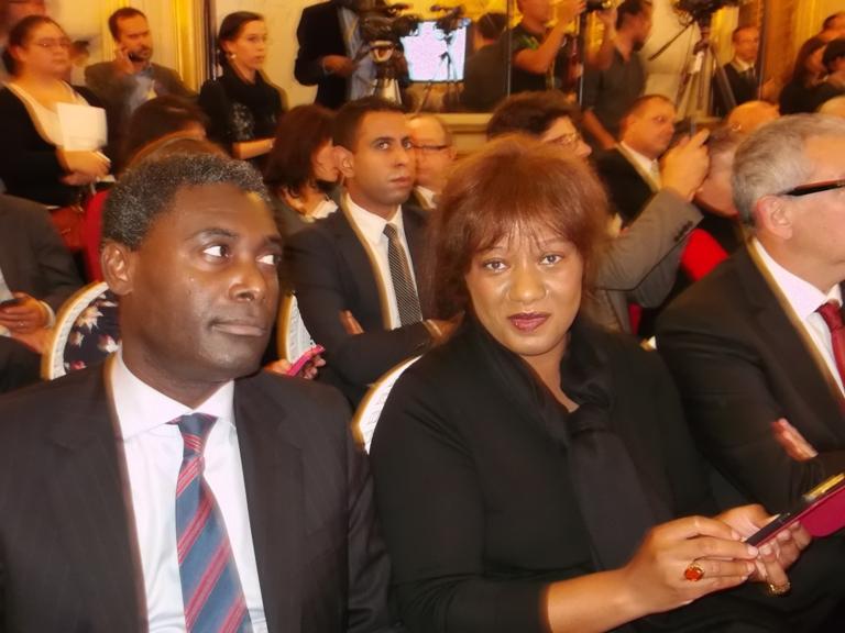 Le Gabon à l'honneur lors du lancement du site internet des anciens étudiants étrangers en France