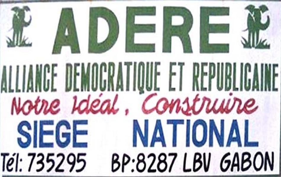 Florentin Moussavou élu président de l'ADERE, Didjob veut un autre congrès
