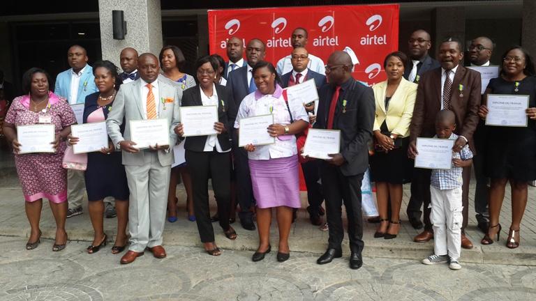les médaillées 2014 ont posé pour la postérité@gabonactu.com