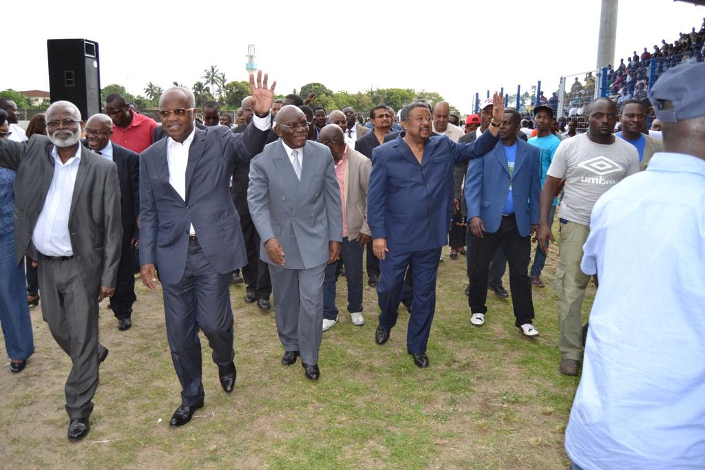 La marche du Front de l'opposition reportée sine die
