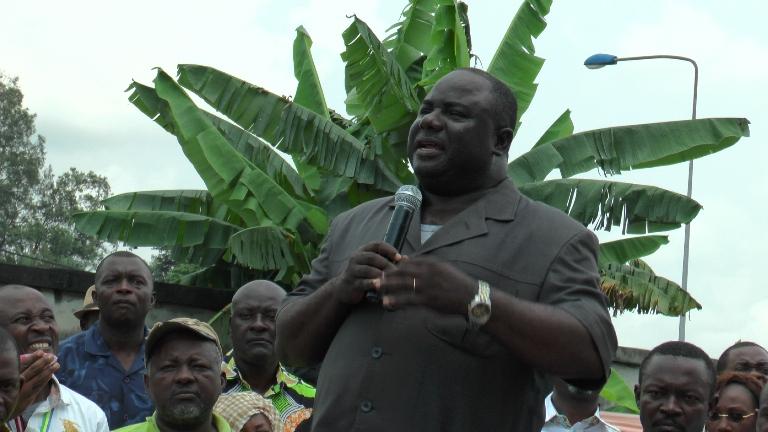 Jean Rémy Yama, président de Dynamique Unitaire @ Gabonactu.com