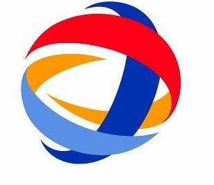 Orange Circle Logo Cafe