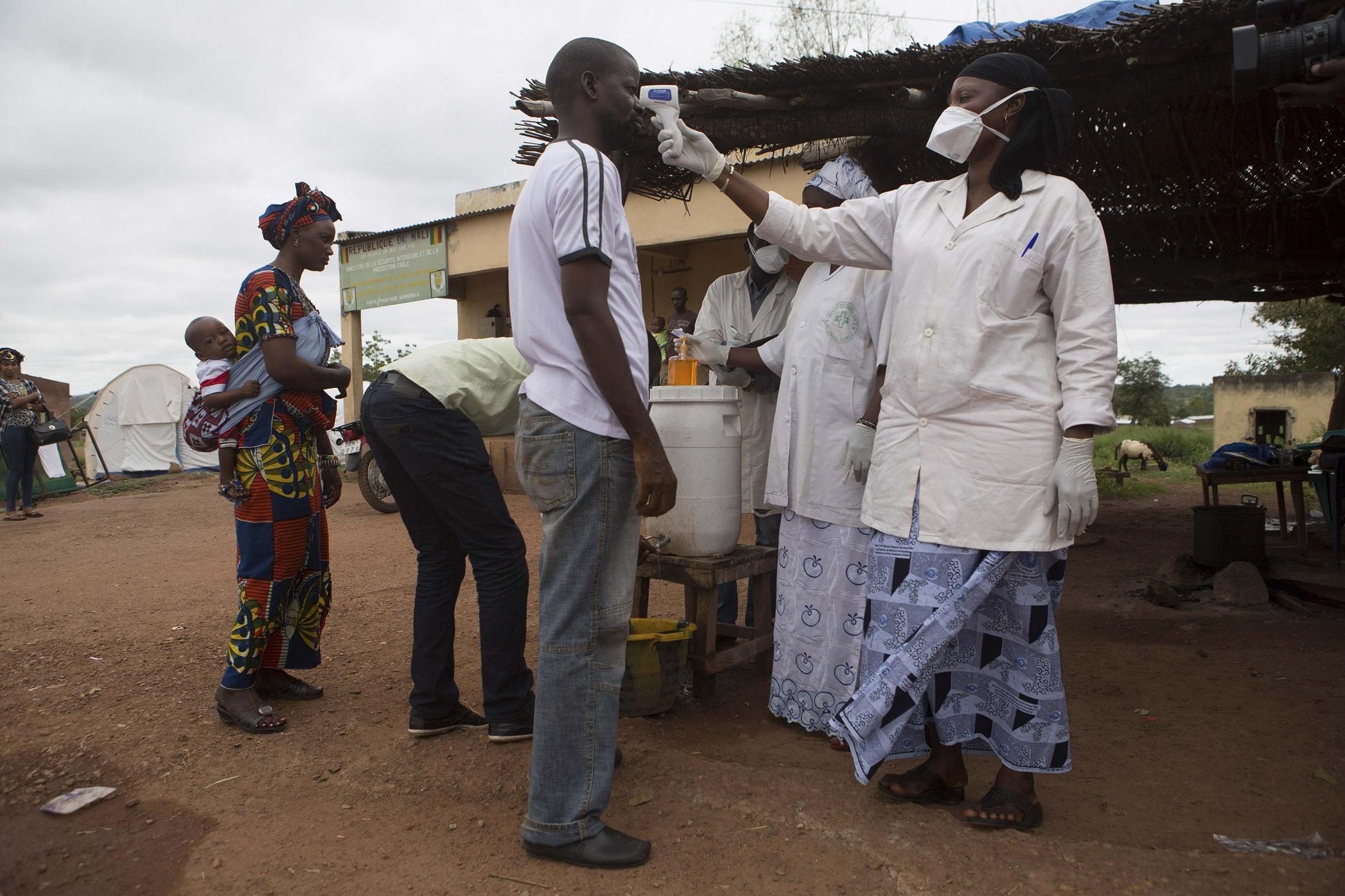 Ebola au Mali c'est fini !