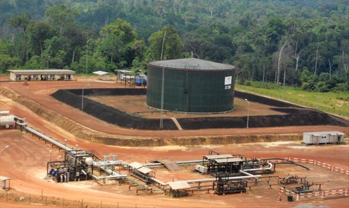 La production pétrolière de Maurel et Prom réduite de 65%