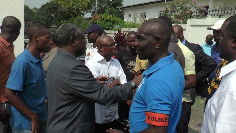 Tous les opposants sont venus au secours @ gabonactu.com