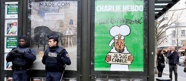 «Charlie Hebdo» sortira un nouveau numéro ce mercredi