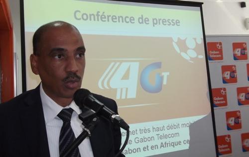 Lhoussaine Oussalah, ami de la presse a fait de Gabon Telecom une société concurrentielle et rentable @ Gabonactu.com