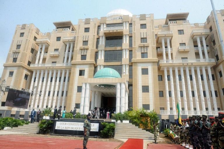 La Cour constitutionnelle gabonaise invalide la victoire de 2 sénateurs