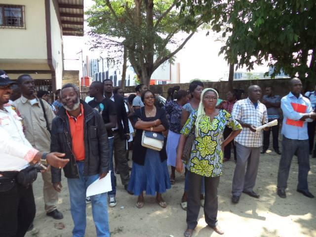 Négatives les négociations d'Angondjè, la CONASYSED décrète la grève