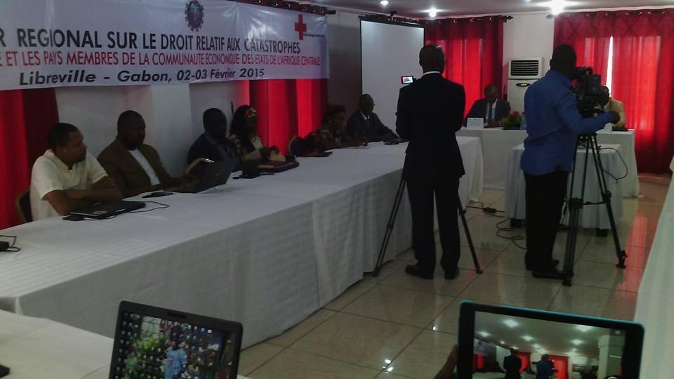 La Croix rouge planifie la lutte contre les catastrophes en Afrique centrale