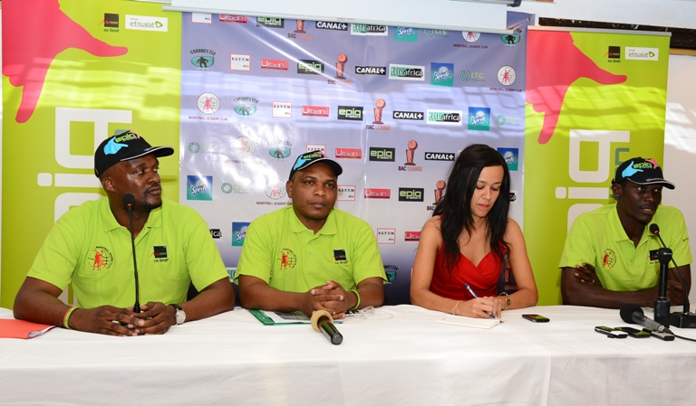 GABON-BASKETBALL : MOOV SPONSORISE LA BAC LEAGUE