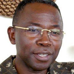 Flavien Nzengui Nzoundou, l'une des principales victimes du vote du 18 décembre. @ DR
