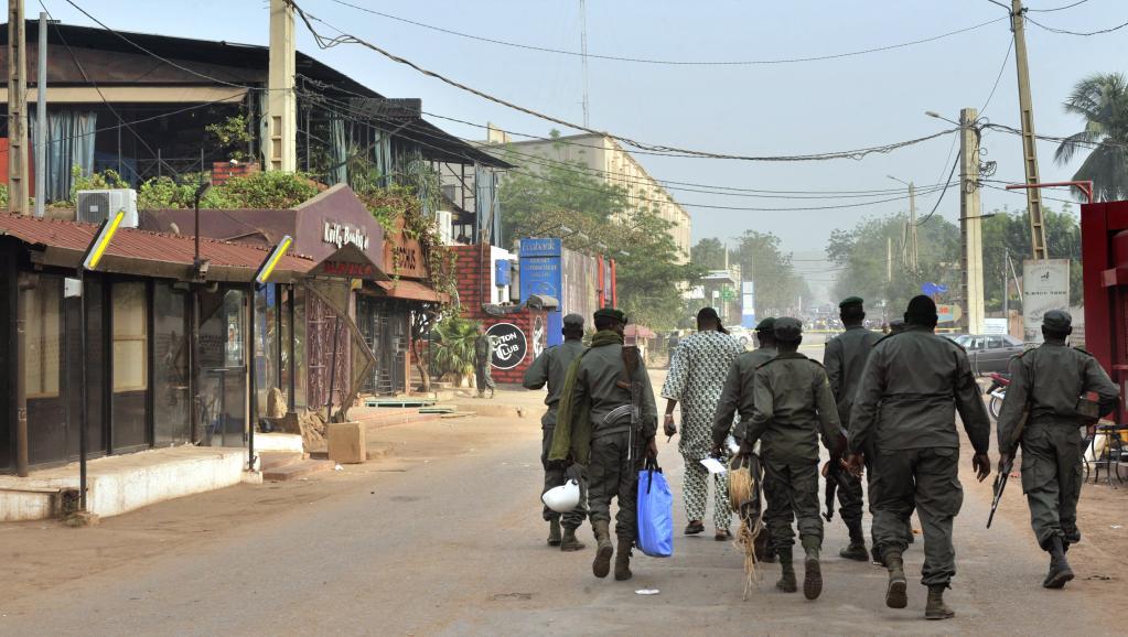 Mali: le groupe jihadiste Al-Mourabitoune revendique l'attentat de Bamako