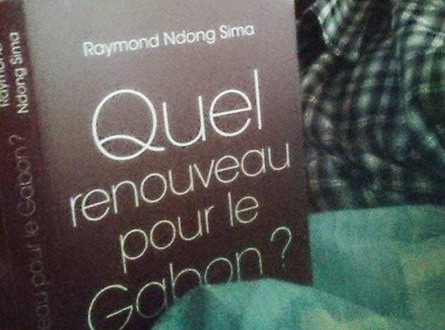 Le livre de Ndong Sima est encore introuvable à Libreville @ DR