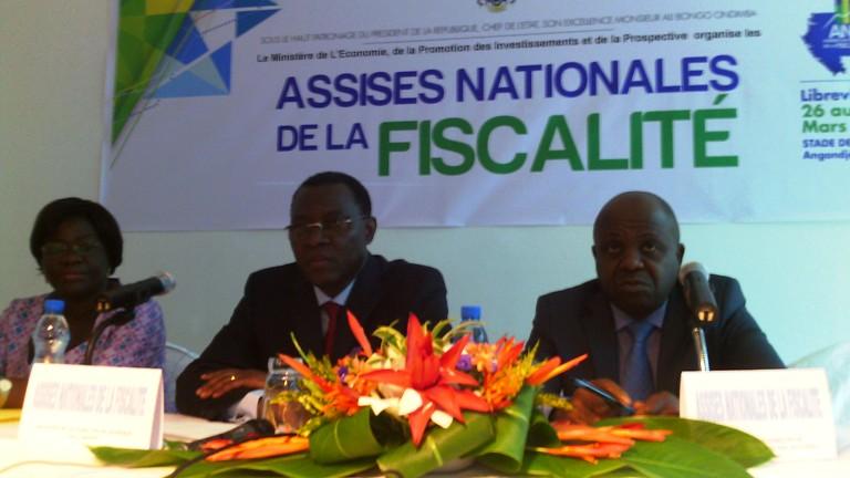 Les 1ères assises fiscales auront lieu du 26 au 27 mars 2015 à Libreville