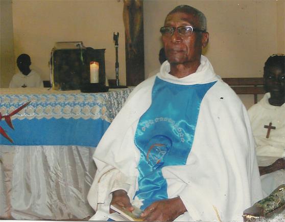 L'Abbé Noël Ngwa est mort
