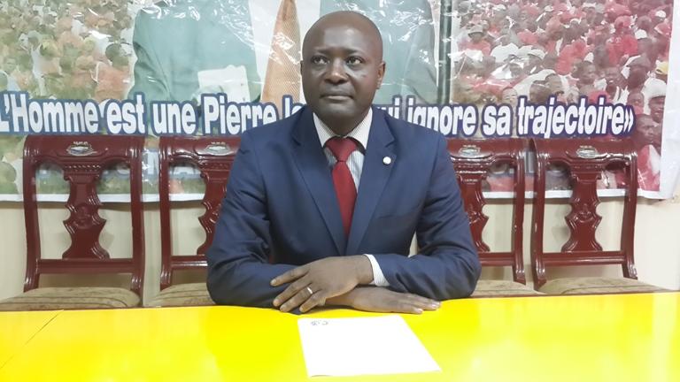 La décision qui destitue Mathieu Mboumba Nziengui de l'UPG