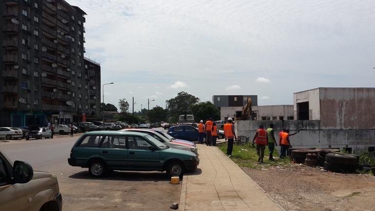 L'opération partira d'ici au PK6 mais aussi du PK 12 @ gabonactu.com