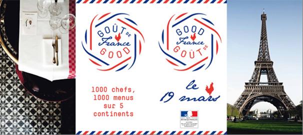 1 500 dîners pour glorifier la cuisine française