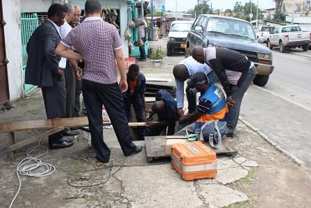 Un sabotage à l'origine de la coupure d'Internet à Libreville