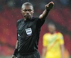 L'arbitre gabonais Eric Otogo retenu pour la Coupe du monde U20