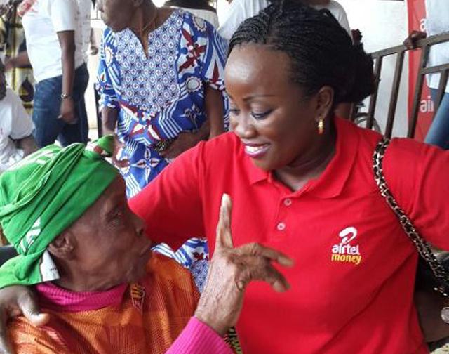 Une journée récréative avec les vieillards de Melen