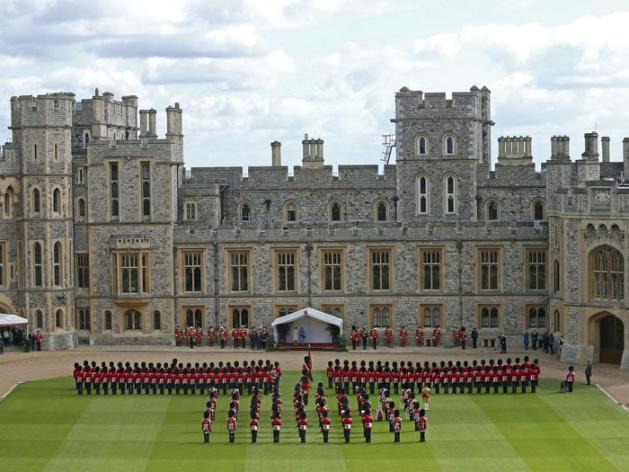 Royaume-Uni : menace de grève au château de Windsor