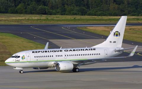 L'avion présidentiel gabonais libéré par la justice française