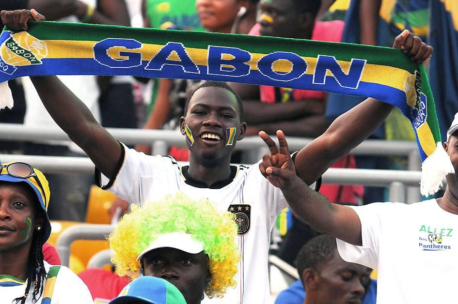 CAN 2017: les gabonais ne boudent pas leur plaisir