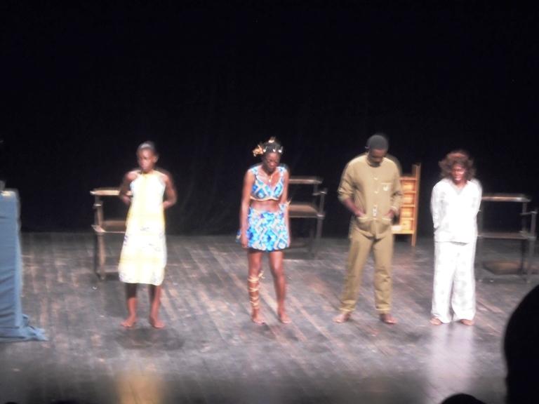 1 ère édition du festival «Coup de théâtre» à Libreville