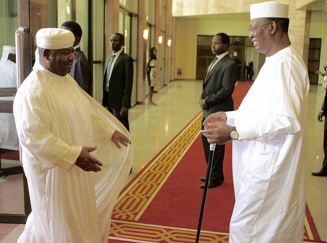 Ali Bongo succède à Idriss Déby Itno à la présidence de la CEEAC