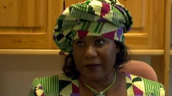 Burkina Faso :la veuve de Thomas  SANKARA est de retour
