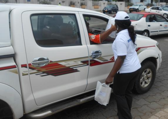 Le Nouvel Hôtel Park Inn by Radisson Libreville lance l'opération « Take Away »  ou Sandwich « à emporter »