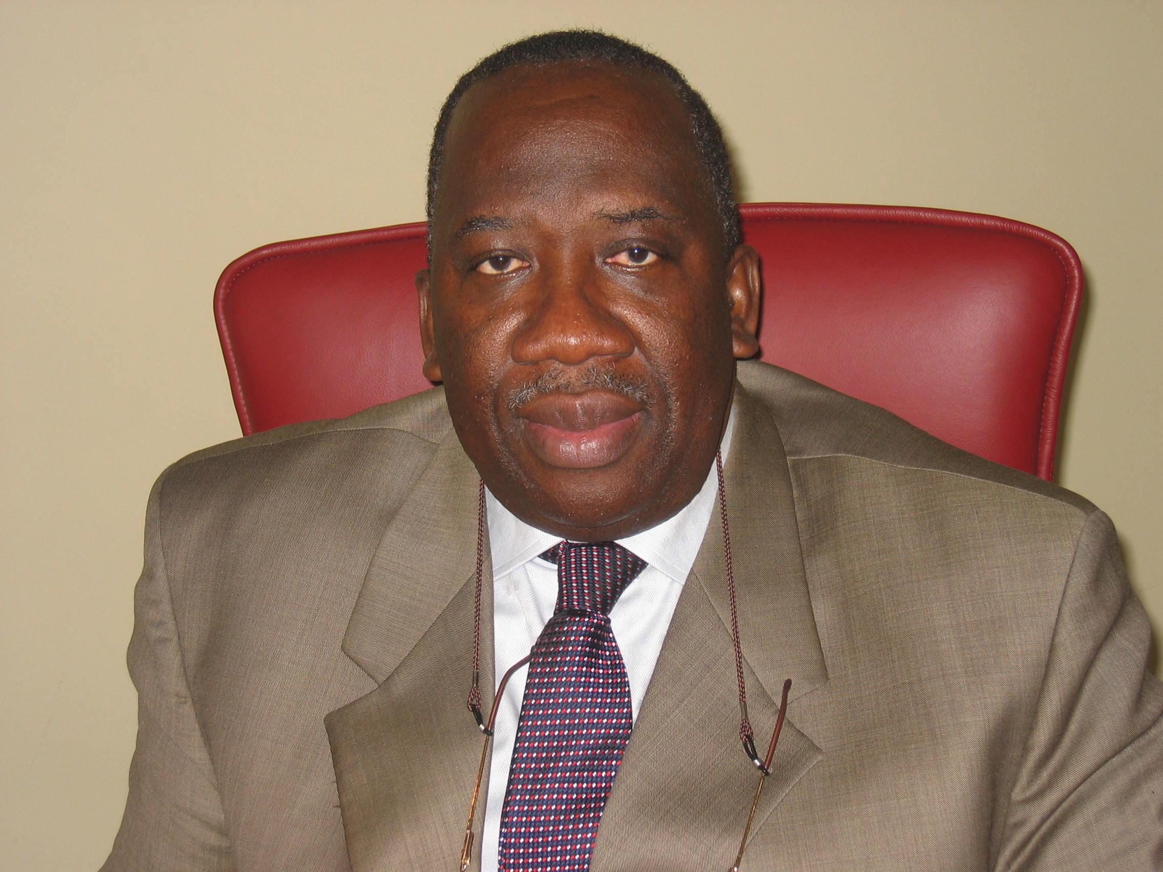 Alexandre Gandou ancien président de la COSUMAF est mort