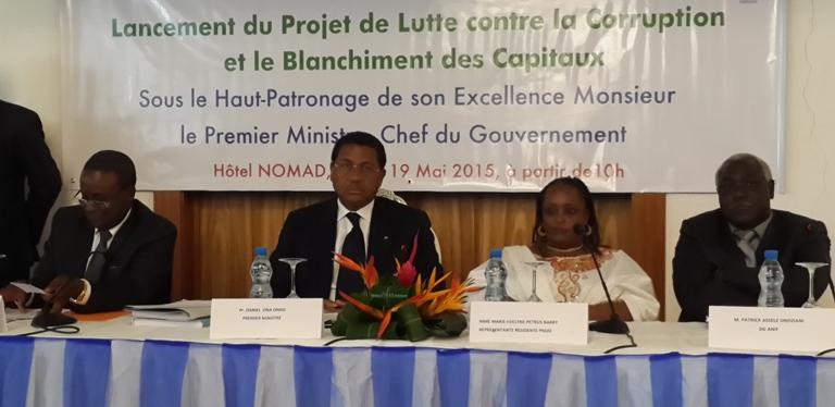 Le Gabon met en place sa stratégie de lutte contre la corruption