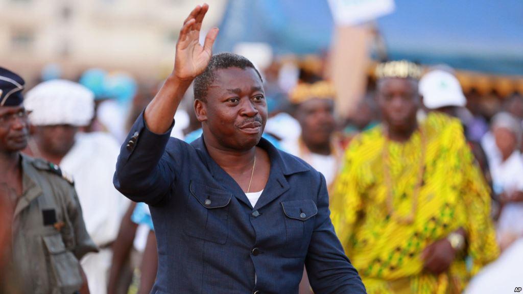 Togo : Faure Gnassingbé a prêté serment
