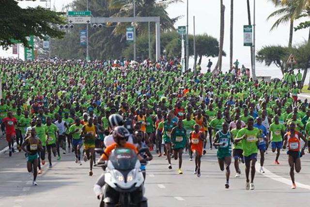 3èmeédition du Marathon du Gabon du 28 et 29 novembre prochain à Libreville