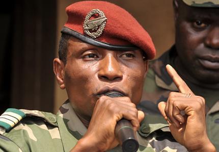 Moussa Dadis Camara veut reprendre le pouvoir en Guinée Conakry